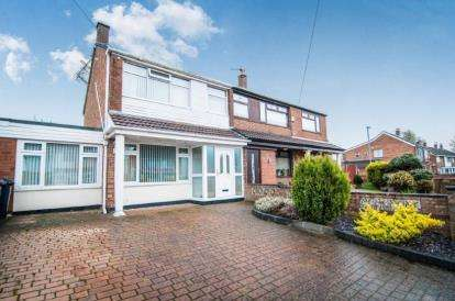 3 Bedrooms Semi Detached House for sale in North Mount Road, Kirkby, Liverpool, Merseyside, L32