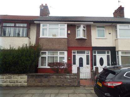 3 Bedrooms Terraced House for sale in Gorton Road, Liverpool, Merseyside, England, L13