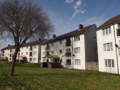 2 Bedrooms Flat for sale in Mackadown Lane, Kitts Green, Birmingham, West Midlands