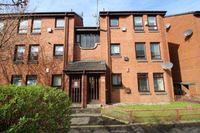 1 Bedroom Flat for sale in Budhill Avenue, Glasgow