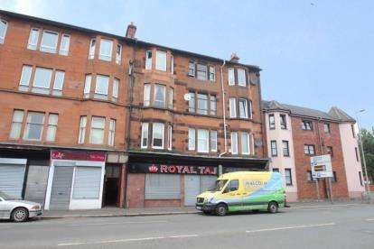 1 Bedroom Flat for sale in Broomlands Street, Paisley