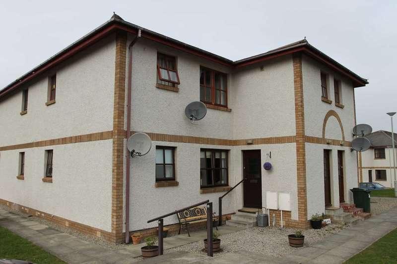 2 Bedrooms Flat for sale in Miller Street, Inverness