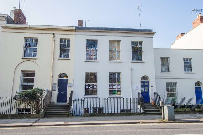 5 Bedrooms Terraced House for sale in Montpellier Terrace, Cheltenham, GL50 1UX
