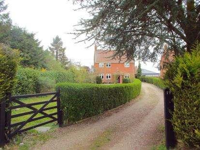 4 Bedrooms Detached House for sale in North Burlingham, Norwich, Norfolk