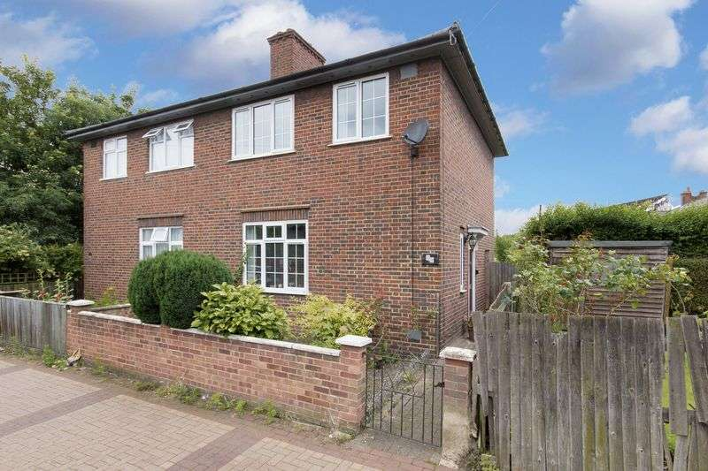 3 Bedrooms Semi Detached House for sale in Eastbourne Road, London