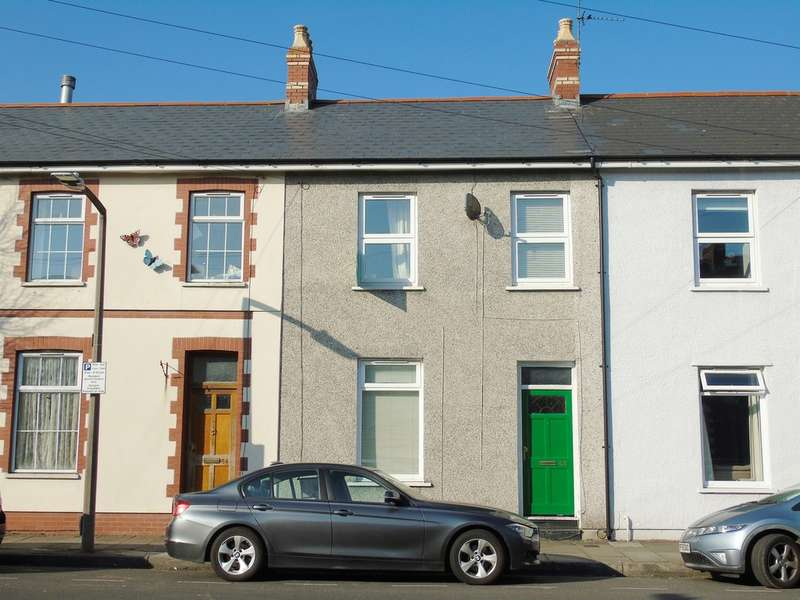 3 Bedrooms Terraced House for sale in Plassey Street, Penarth