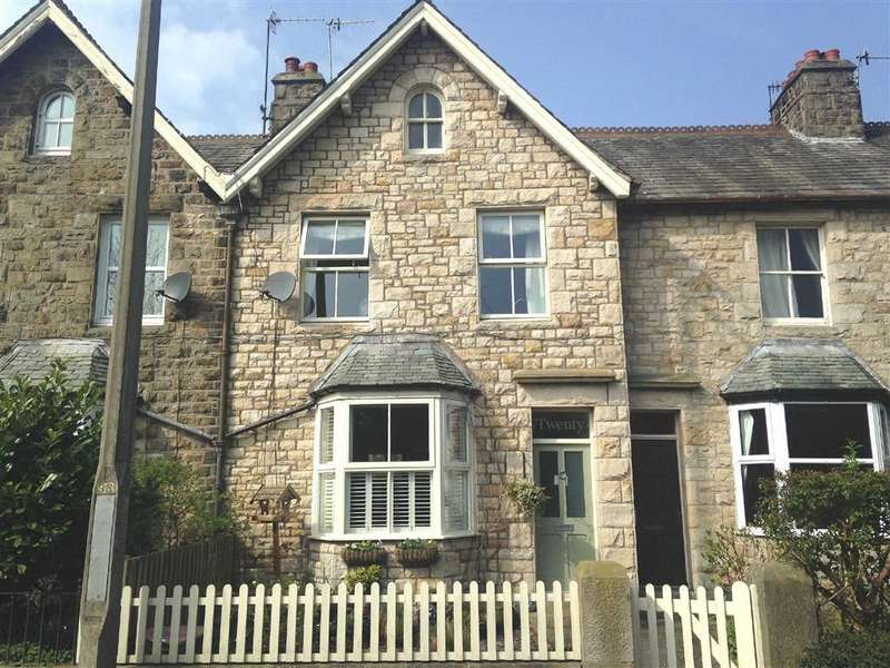 3 Bedrooms Cottage House for sale in De Vitre Cottages, Lancaster, LA1