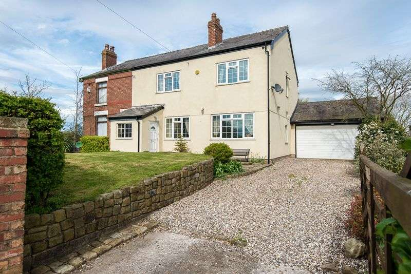 4 Bedrooms Semi Detached House for sale in Plex Moss Lane, Halsall