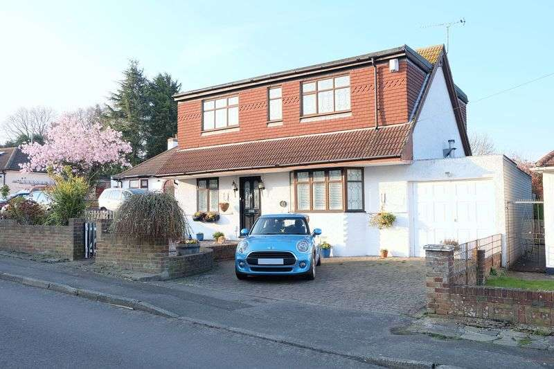 4 Bedrooms Detached House for sale in Heathwood Gardens, Swanley