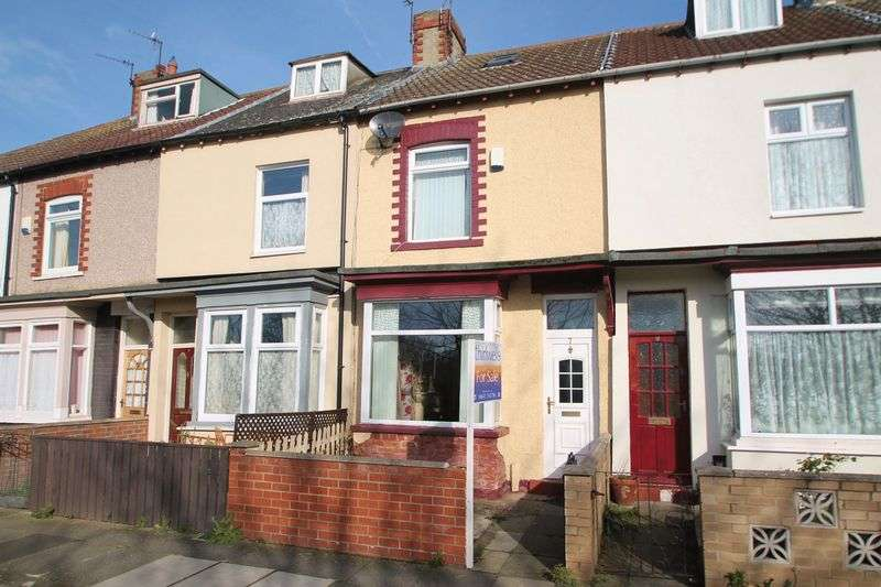 3 Bedrooms Terraced House for sale in South View Terrace, North Ormesby