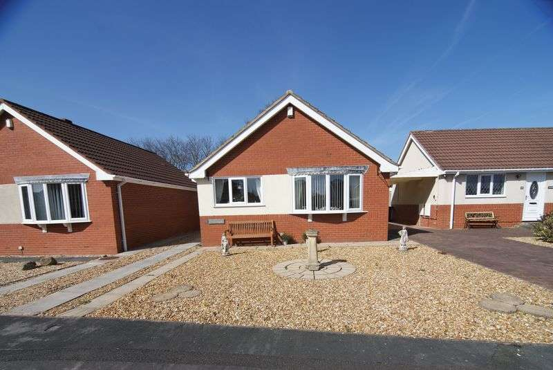 2 Bedrooms Detached Bungalow for sale in Ribble View Close, Warton, PR4 1LD
