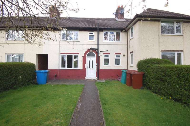 3 Bedrooms Terraced House for sale in Brownley Road, Brownley Green, Manchester M22