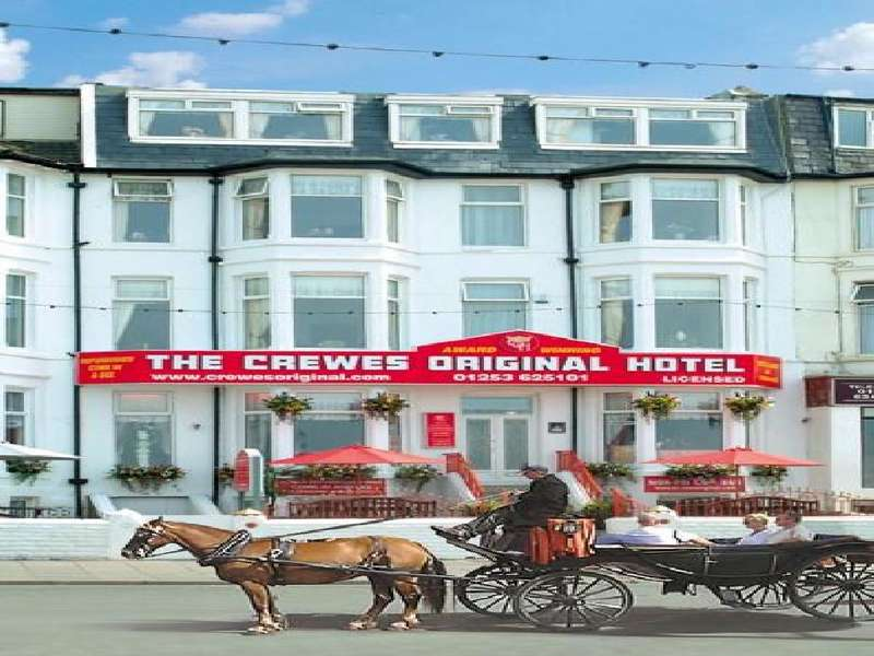 24 Bedrooms Hotel Commercial for sale in Central Promenade, Blackpool, FY1 5DL