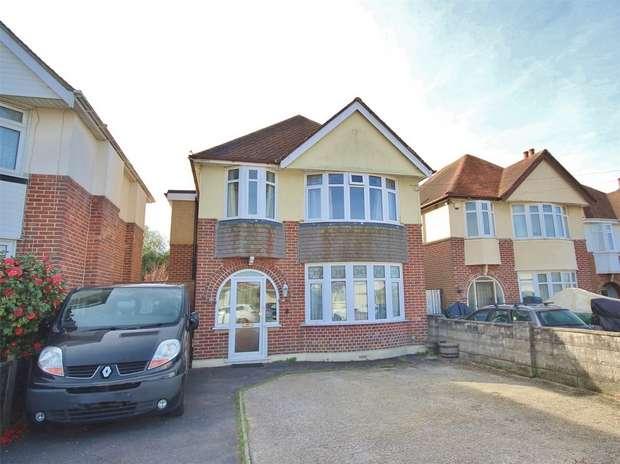 6 Bedrooms Detached House for sale in Nansen Avenue, Oakdale, POOLE, Dorset
