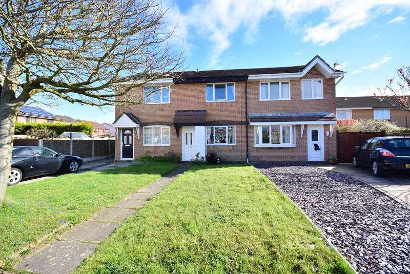 2 Bedrooms Terraced House for sale in Beatty Close, Lytham St Annes, FY8