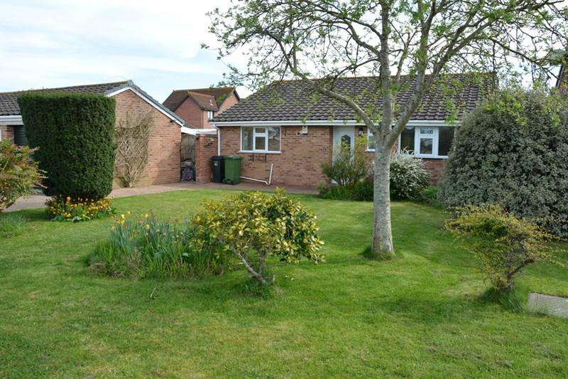 2 Bedrooms Bungalow for sale in Harbourne Close,, Burnham-On-Sea