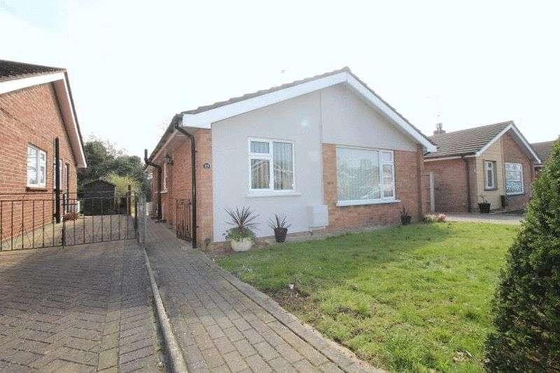 3 Bedrooms Detached Bungalow for sale in Carisbrooke Avenue, Clacton-On-Sea