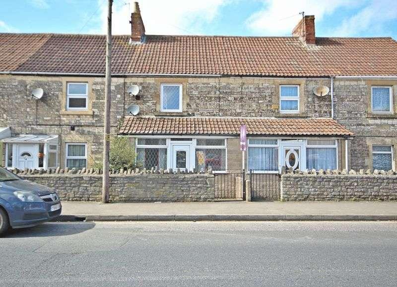 2 Bedrooms Terraced House for sale in Elm Terrace, Westfield