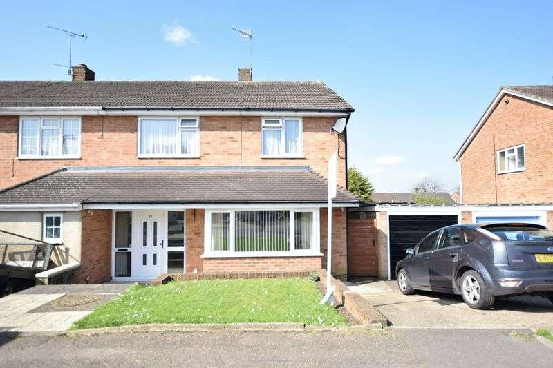 4 Bedrooms Semi Detached House for sale in LARGE REAR GARDEN WITH SCOPE TO EXTEND STPP