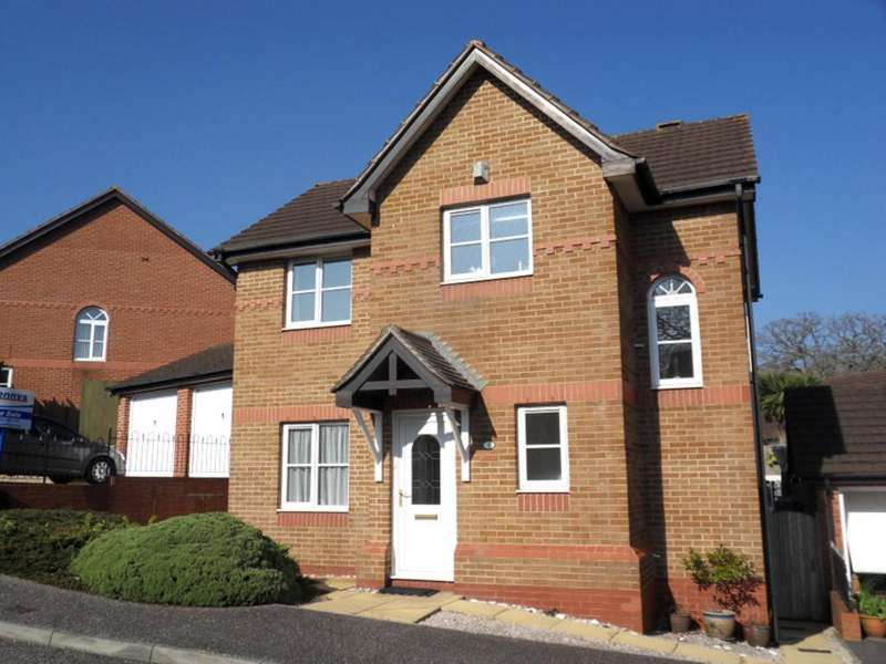 3 Bedrooms Detached House for sale in Port Mer Close, Exmouth