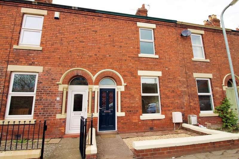 2 Bedrooms Terraced House for sale in Etterby Road, Carlisle