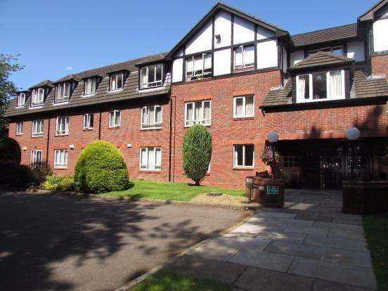 1 Bedroom Flat for sale in Hattonfold 203, Brooklands Road, Manchester