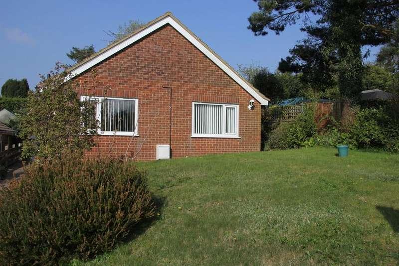 2 Bedrooms Detached Bungalow for sale in Little Paddock, Heathfield