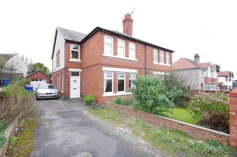 4 Bedrooms Semi Detached House for sale in Pendre Avenue, Prestatyn