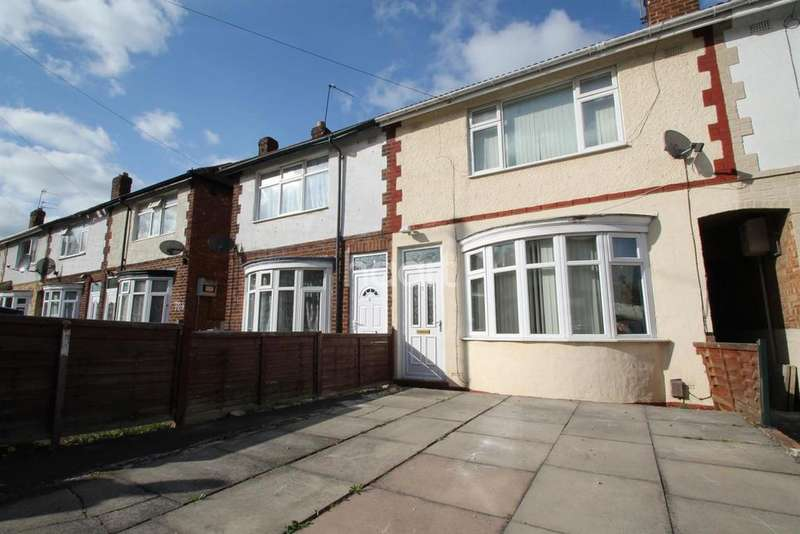 3 Bedrooms Terraced House for sale in Clevedon Crescent, Leicester