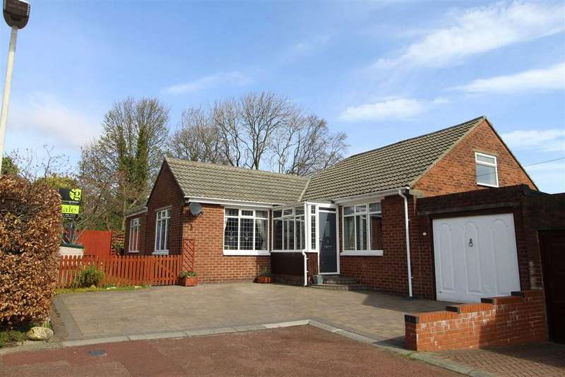3 Bedrooms Detached Bungalow for sale in Ashfield Rise, Whickham, Newcaste Upon Tyne