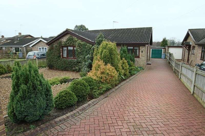 3 Bedrooms Bungalow for sale in Blinco Road, Lowestoft