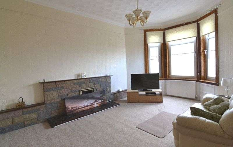 1 Bedroom Flat for sale in Stanley Place, Saltcoats