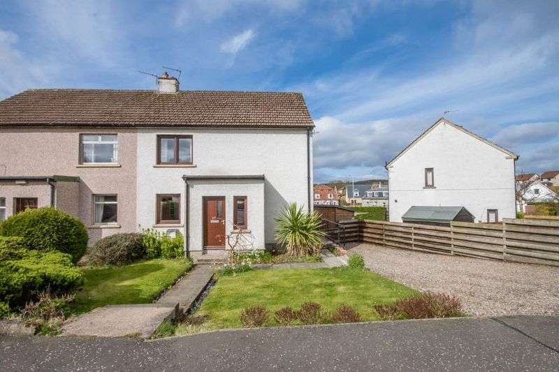 3 Bedrooms Semi Detached House for sale in Carneil Terrace, Carnock
