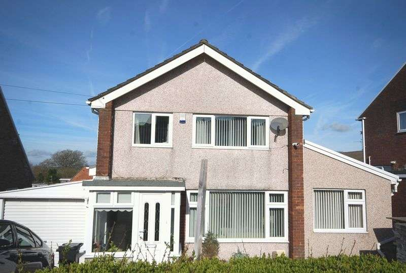 4 Bedrooms Detached House for sale in 78 Castle Drive, Cimla, Neath, SA11 3YE