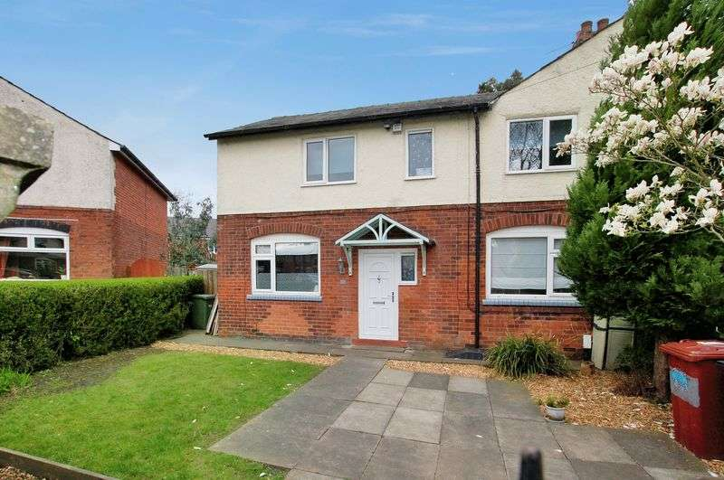 3 Bedrooms Semi Detached House for sale in Central Avenue, Bolton