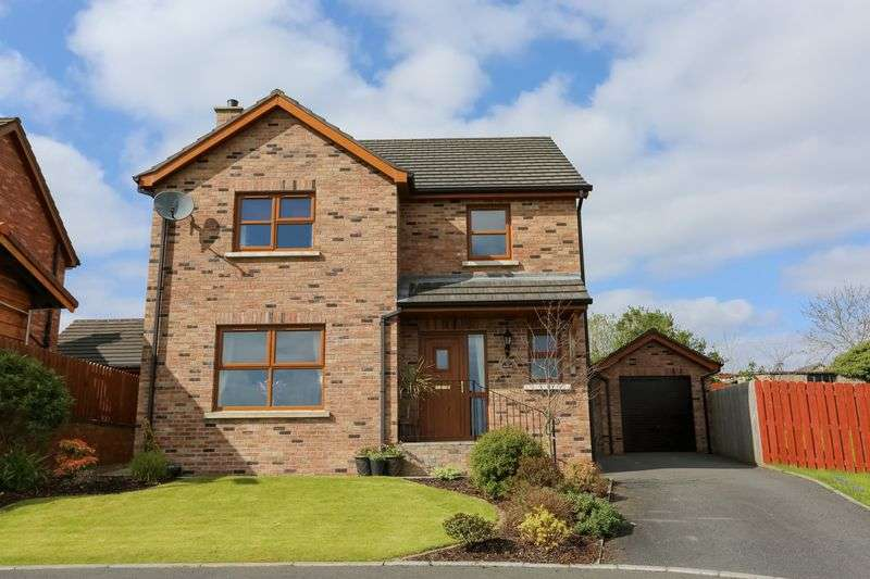 4 Bedrooms Detached House for sale in 77 Bocombra Hill, Portadown