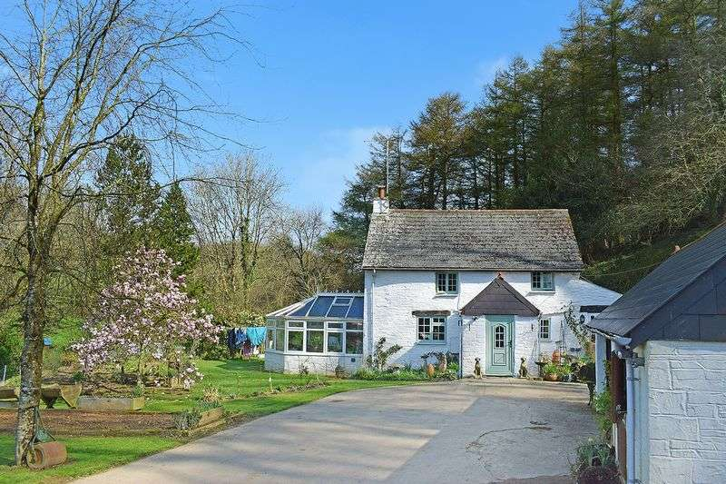 3 Bedrooms Detached House for sale in Quethiock, Liskeard
