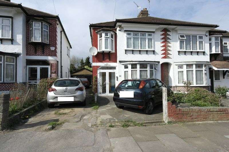 4 Bedrooms Semi Detached House for sale in Katherine Gardens, Ilford