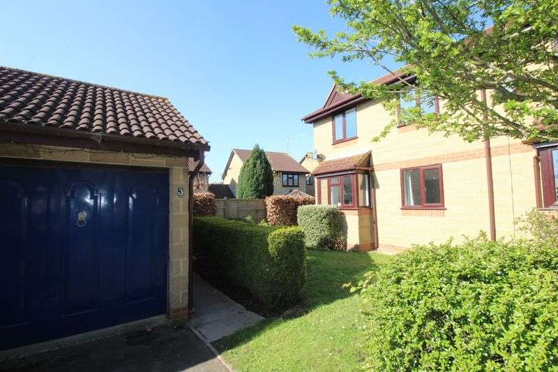 4 Bedrooms Semi Detached House for sale in Cairn Close, Nailsea