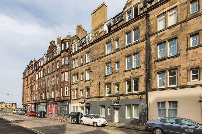 1 Bedroom Flat for sale in 20/16 St. Peters Place, Viewforth, Edinburgh, EH3 9PQ