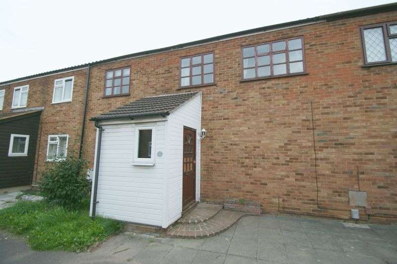 3 Bedrooms Terraced House for sale in Steeplehall, Basildon, SS13