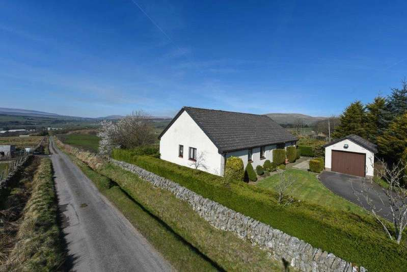 3 Bedrooms Detached Bungalow for sale in Tabeal, Sanquhar, Dumfries and Galloway, DG4