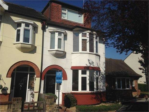 6 Bedrooms End Of Terrace House for sale in Marguerite Drive, Leigh on sea, SS9 1NN