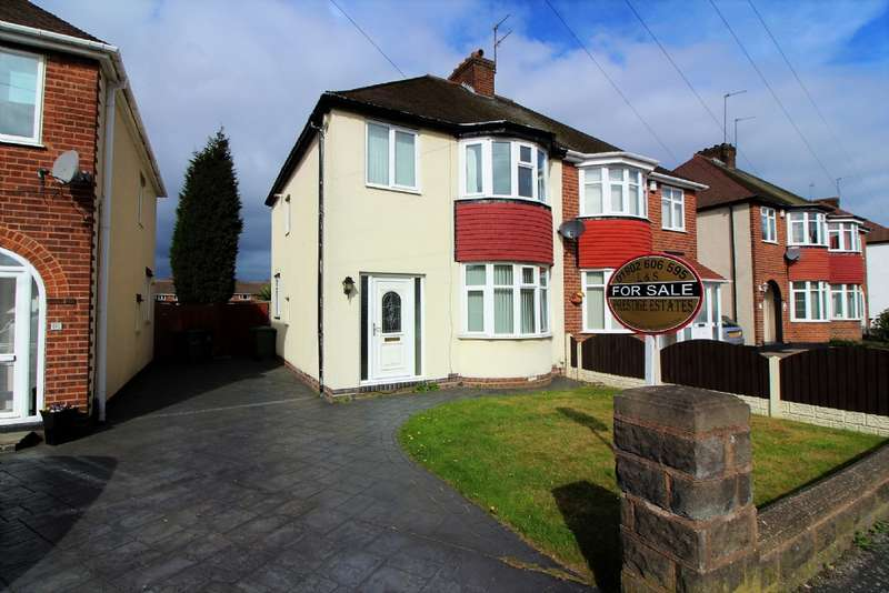 3 Bedrooms Semi Detached House for sale in York Avenue, Willenhall
