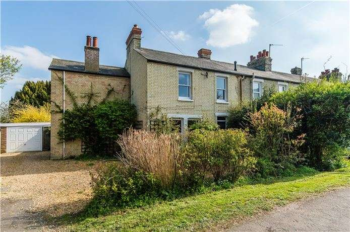 4 Bedrooms End Of Terrace House for sale in Hinton Way, Great Shelford, Cambridge