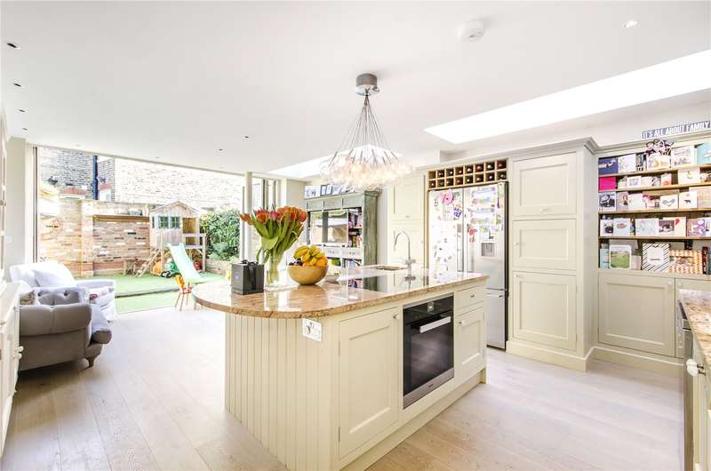 4 Bedrooms House for sale in Sternhold Avenue, London, SW2