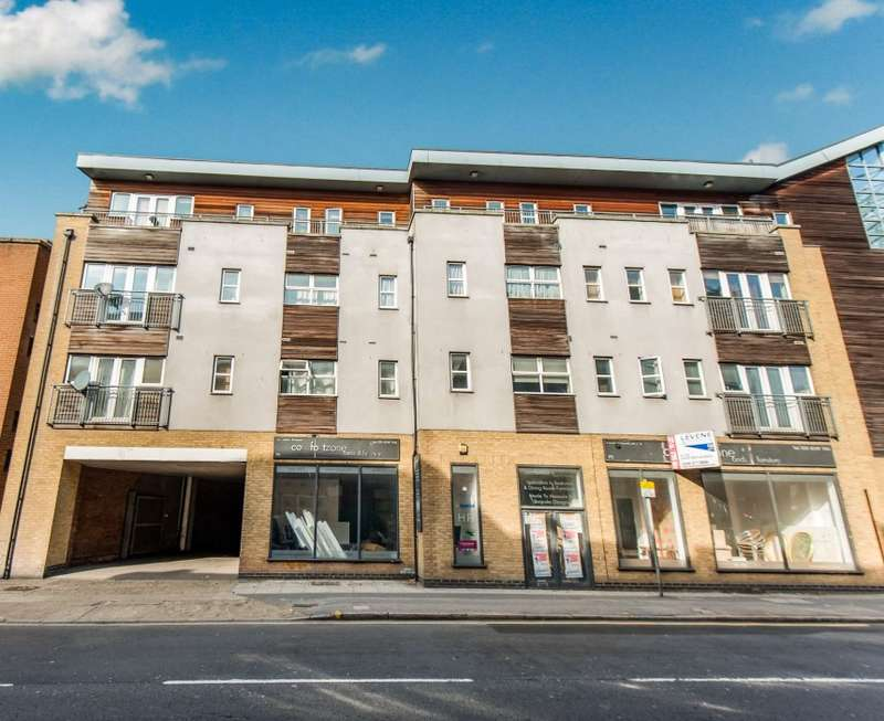 2 Bedrooms Flat for sale in London Road, Kingston upon Thames, Surrey, KT2 6PA