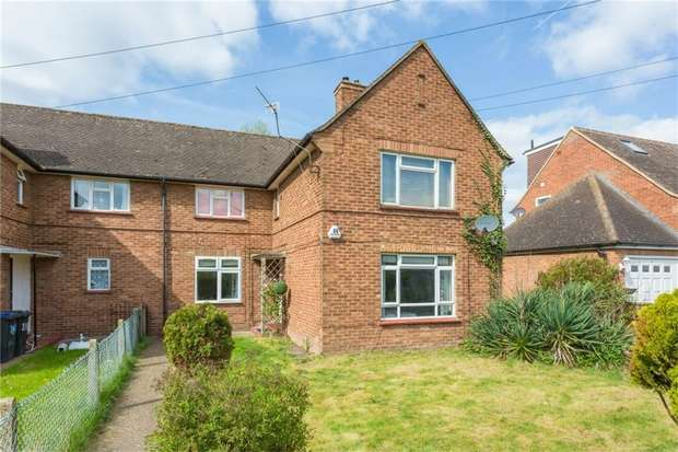 3 Bedrooms Maisonette Flat for sale in 37 Barnfield, Iver, Buckinghamshire