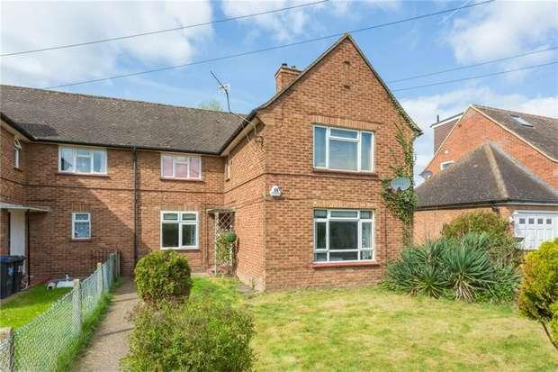 3 Bedrooms Maisonette Flat for sale in 37 Barnfield, Iver, Buckinghamshire