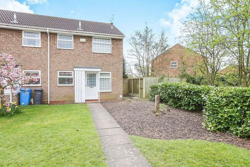 1 Bedroom Property for sale in Livingstone Avenue, Wolverhampton, WV6